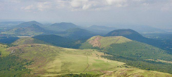 Vom Perigord ins Cantal (Auvergne)
