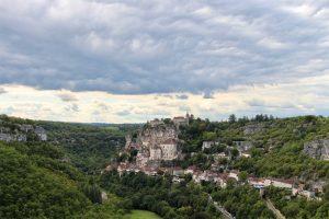 Rocamadour - die Pilgerstadt der Region