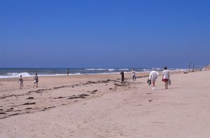 La Grande Plage auf Oleron mit Surfgarantie