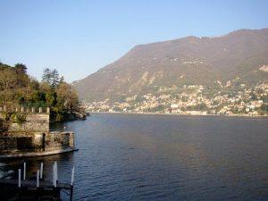 Am Lago die Como