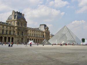Museum und Palais Louvre