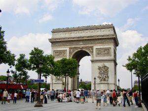 Arc d´Triomphe Paris