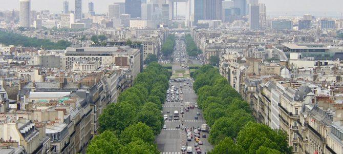 Paris Paris…