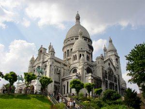 Sacre Coeur am Montmartre