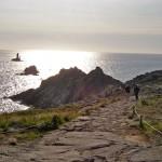 der Pointe du Raz ist der westliches Punkt Frankreichs im Finistère