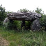 geheimnisvoll umwitterte Dolmen sind das Kennzeichen der Bretagne
