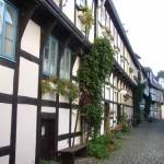 Fachwerkhäuser in Detmold
