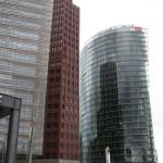 Hochhausgiganten am Potsdamer Platz, Berlins neues Herz