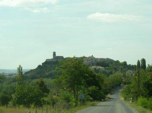 eine weniger bekannte, aber sehr sehenswerte Bastide: Tournon d`Agenais