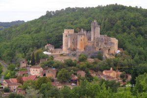 die letzte Ritterburg Frankreichs kann in Bonaguil besichtigt werden