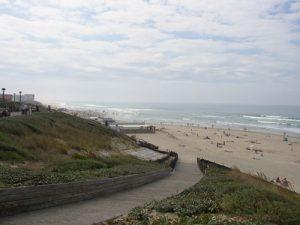 Von La Rochelle bis an die spanische Grenze hinunter zieht sich ein gigantischer langer Strand
