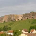 die Bastion Bitche im benachbarten Lothringen