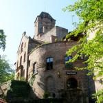 """Burg Berwartstein, Heimatburg des berüchtigten Ritters """"Trapp"""""""
