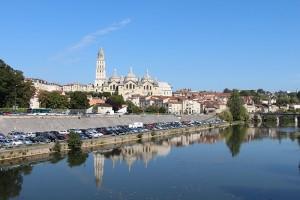 Die Kathedrale Saint Front ist das heutige Wahrzeichen von Perigueux