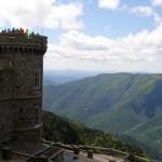 der Mont Aigoual ist mit 1565 Metern Höhe und einer alten, öffentlich zu besichtigen Wetterstation der zweithöchste Berg der Region