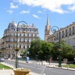 Montpellier - die herausgeputzte neue Einkaufsmetropole am Mittelmeer