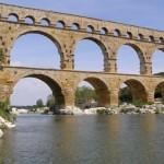 römisches Erbstück: der Pont du Gard