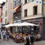 Das La Table du Plot in Le Puy en Velay