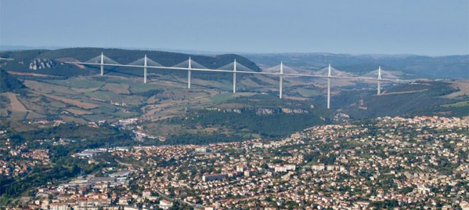 Unterwegs im Aveyron, Lozère und Gard
