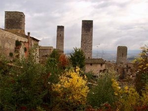 das Manhattan des Mittelalters: San Gimignano in der Toskana