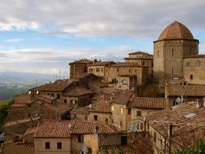 Volterra in der Toskana