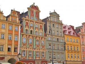 Breslau wo es am schönsten ist: am Rynek ist auch die Pierogarnia beheimatet