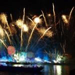 Drachenfestival in Krakau