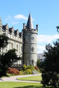 Inveraray Castle, © Foto hmg 2012