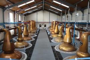 Blick in die Distillery von Glenfiddich, © Foto hmg 2012