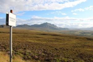 Rund um Tongue sind die Highlands am einsamsten, © Foto hmg