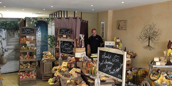 Chocolatier Designer Jean Da in Dieulefit