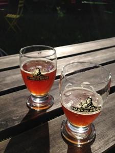 """Fantastisches Bier in Saou - wir waren gerne bei """"Markus Biere""""!"""