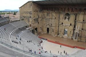 Das Römische Theater von Orange