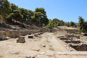 Agia Triada - die etwas unbekanntere minoische Siedlung nahe Festos (Phaistos)