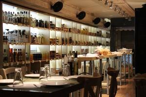 Feinkost in der deli&eatery in Heraklion
