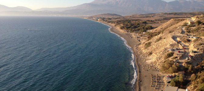 Gastrotipp: Fisch Taverna Vrachos (nahe Pitsidia), Kreta