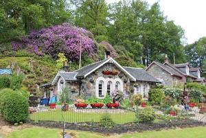 """In Luss am Loch Lomond kommt man sich vor wie in """"Hobbingen"""" (Herr der Ringe)"""