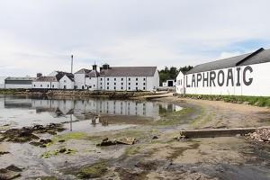 """Laphroaig hat mit den besten """"Mehrwert"""": man kann Besitzer eines """"Squarefoot"""" Sumpflandes werden..."""