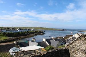 traumhaft gelegen: Portnahavn auf Islay