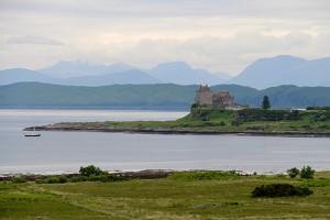 Duart Castle auf Mull