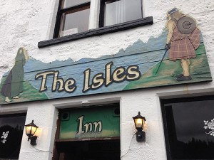 The Isles Inn auf Skye
