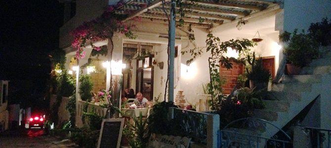 Gastrotipp: Mike´s Taverna, Pitsidia (Kreta)