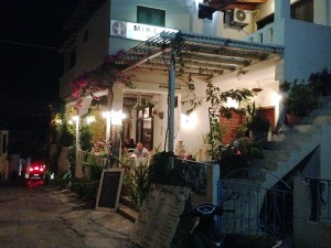 Mike´s Taverna in Pitisidia