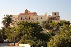 Moni Hrisoskalitissas an der Ormos-Bucht im Westen