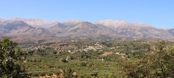 Aus dem Westen von Kreta gibt´s was Neues!