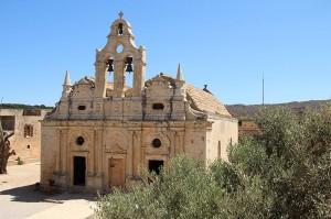 Kretisches Nationalheiligtum: Das Kloster Arkadi