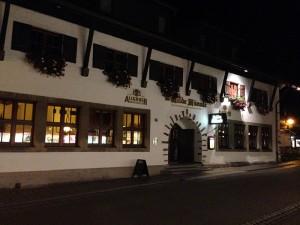 Zum Wilde Männle in Oberstdorf