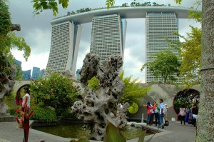Marina Bay Sands, Singapur