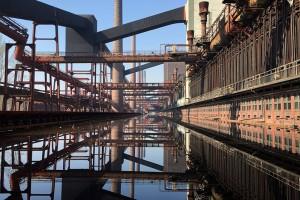 Die Kokserei der Zeche Zollverein