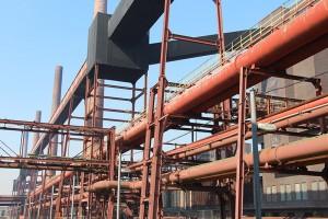 Schwerindustrie Bergbau: Zollverein in Essen